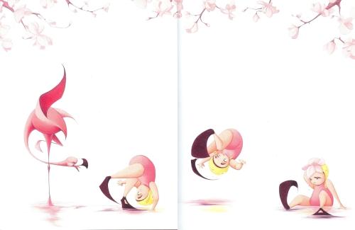 Flamingo Squawk