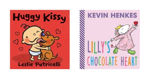 Huggy Kissy & Lily Covers