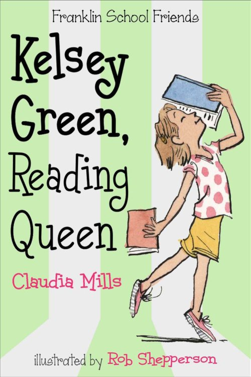 Kelsey Green Cover