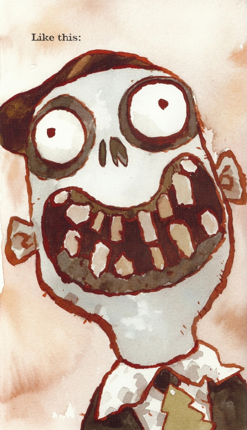 Mortimer's Smile