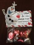 Olaf Valentines