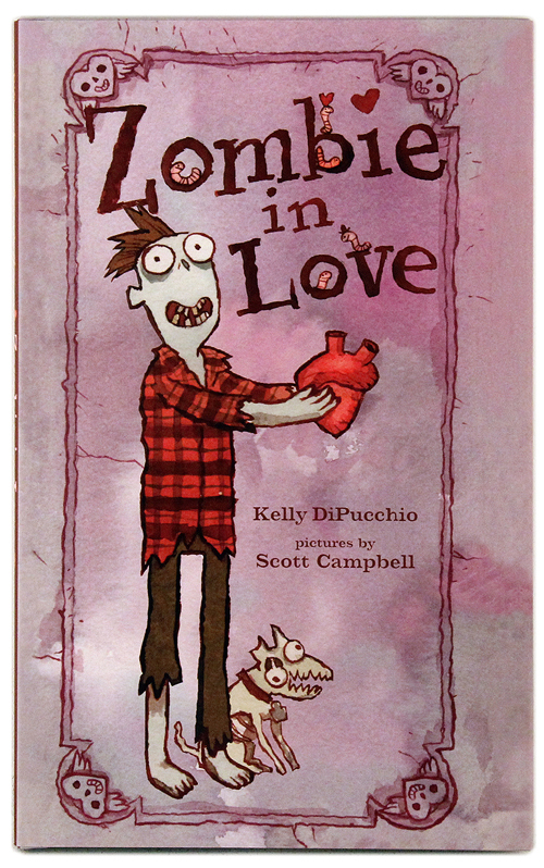 Zombie in Love Cover