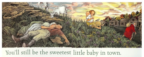 Hush Little Baby Ending