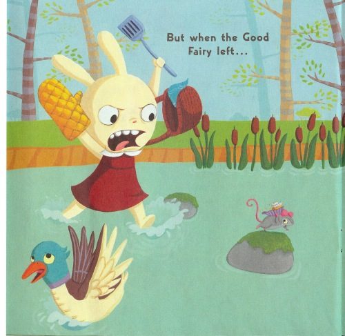 Bunny Foo Foo Mad