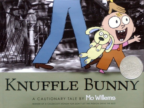 Knuffle Bunny Cover
