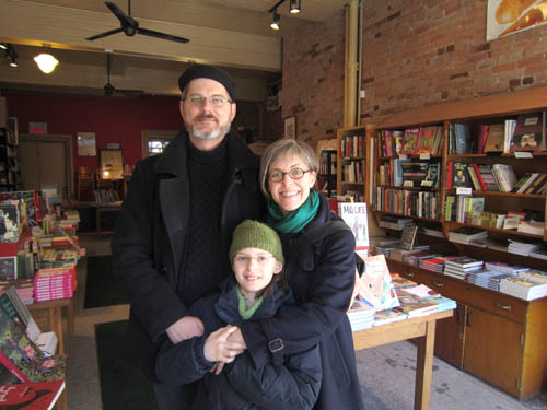 Mo Willems' Family