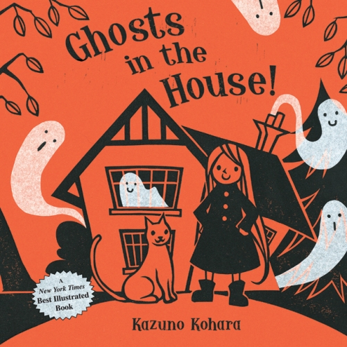 Ghosts in the House Cover