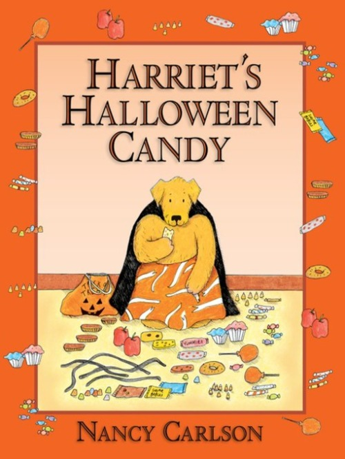 Harriet's Halloween Cover