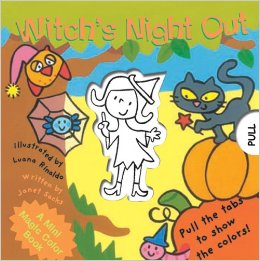 Witch's Night Out Cover